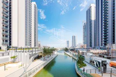 1BR apartment with Pool view for sale in The Bridges!
