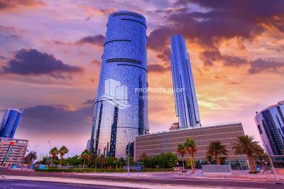 High floor 2br+1 Apt in Sun Tower plus Sea View
