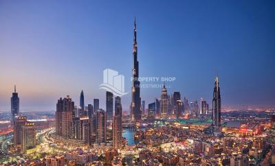 1br apartment for sale, Vida Dubai Mall