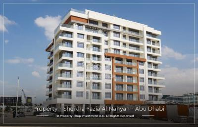 2BR apartment with city view offered for 4 cheques!