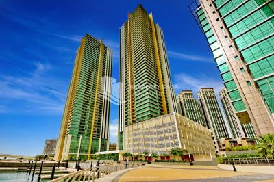 Invest now in a 1 Bedroom Apartment with Sea View in Tala Tower!