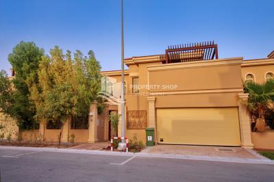 4BR Villa for Sale in Gardenia, Al Raha Gardens