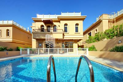 Huge 4BR Villa with Private Pool for Sale