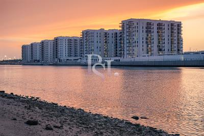 Spacious 1BHK available for sale in Waters Edge