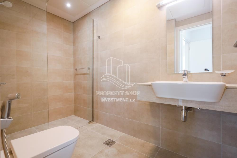 Bathroom-Spacious 1 BR Available for Rent