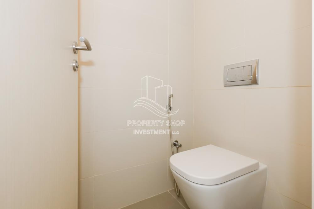 Bathroom-1 bedroom in al beed tower for rent!