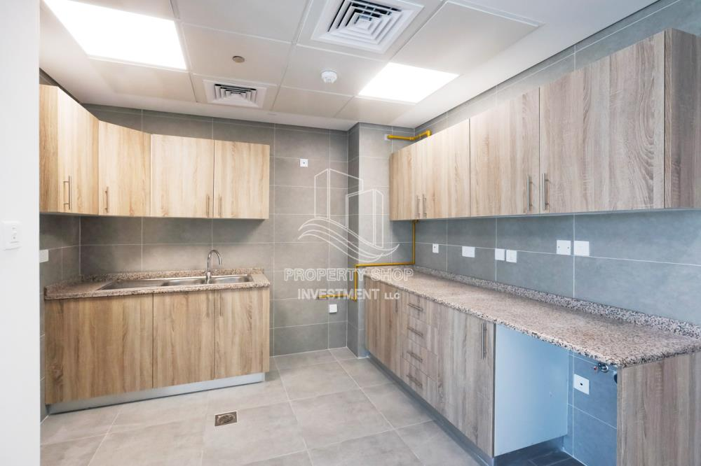 Kitchen-1BR Apartment for Rent with Affordable Price