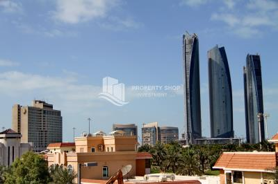 Available 3br Apt. in Al Bateen for rent!