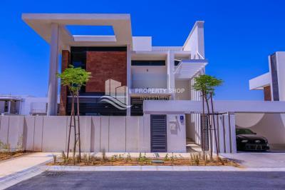 Stylish, Elegant & Modern 4BR Villa in West Yas Island