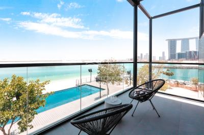 Studio for Sale with balcony and amazing view