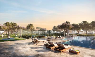 A Plot for Sale in Lea Yas Island