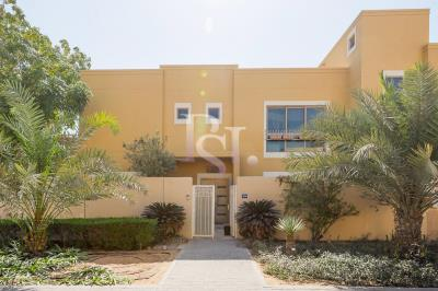 5BR Modified Deluxe Villa available for Sale in Al Raha Gardens