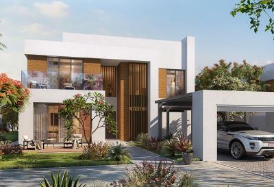 Luxurious 4br Villa for Sale in Saadiyat Island