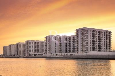 Spacious community facing 2BHK available for rent in Waters Edge