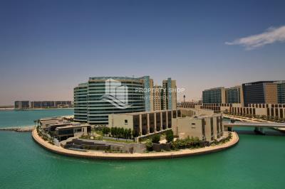 3BHK +M with 2 balconies in Al Rahba 1, Al Muneera, Al Raha Beach FOR RENT!