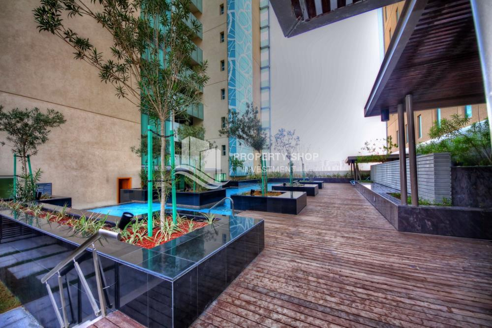 Facilities-4 bedroom with Garden View