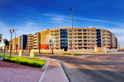 2br high standard apartment in Al Reef Downtown + rent refund