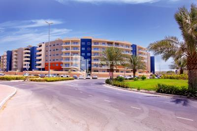 Spacious low-floor 1BHK with balcony available for rent in Al Reef