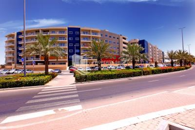 2 br apartment in Al Reef with street view for rent beginning of June!